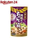 横綱 地鶏だしちゃんこ鍋用スープ 醤油味(750g)