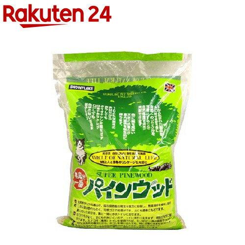 猫砂 パインウッド(6L)【イチオシ】