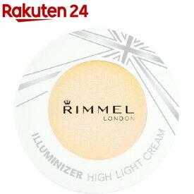 リンメル イルミナイザー 004 ピュアゴールド(3g)【リンメル(RIMMEL)】