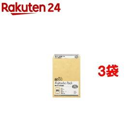 藤壷クラフトパック 角1 85g/平方メートル PK-1(7枚入*3コセット)
