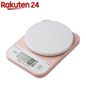 タニタ デジタルクッキングスケール ピンク KF-100(1台)【タニタ(TANITA)】