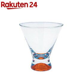 ダンスク スペクトラ カクテルグラス オレンジ(1コ入)【ダンスク(DANSK)】