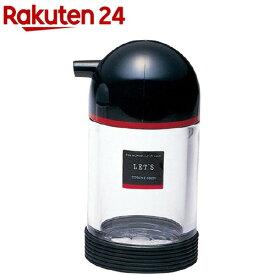 ラストロウェア レッツ 醤油さし 小 ブラック K-180 LB(115ml)【ラストロウェア】