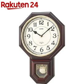振り子時計 西洋館 W-670 BR(1台)