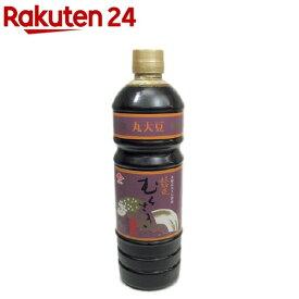 本醸造丸大豆醤油 超特選むらさき(1L)【イチオシ】【spts1】