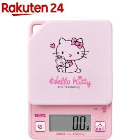 タニタ キッチンスケール ハローキティ ピンク KJ-114-KTPK(1台)【タニタ(TANITA)】