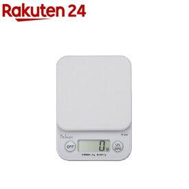 タニタ デジタルクッキングスケール ホワイト KF-200-WH(1台)【タニタ(TANITA)】