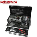 SK11 整備工具セット ブラック SST-16133BK(1セット)【SK11】