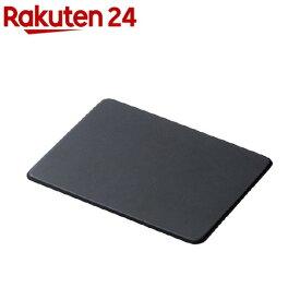 エレコム マウスパッド ソフトレザー XLサイズ ブラック MP-SL02BK(1枚)【エレコム(ELECOM)】