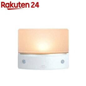 エルパ もてなしのあかり・LED足元灯 3W電球色LED 据置き型・薄 HLH-1203(PW)(1コ入)【エルパ(ELPA)】