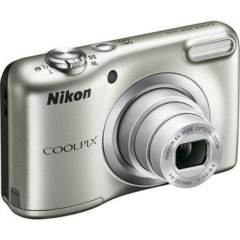 ニコンデジタルカメラクールピクスA10シルバー