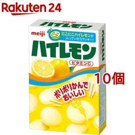 明治 ハイレモン(27g*10コセット)【meijiSU01】