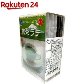 抹茶ラテ(13g*6袋入)