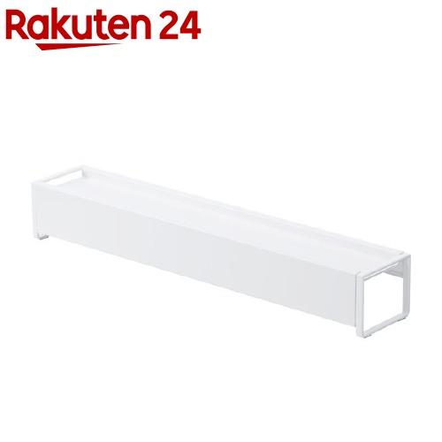 棚付き伸縮排気口カバー プレート ホワイト(1コ入)