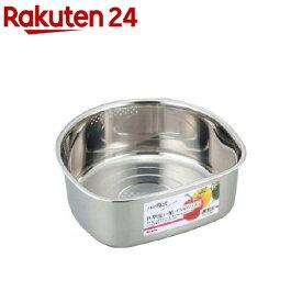 スイグート D型洗い桶ゴム足付(大) SUI-6049(1個入)