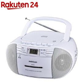 CDラジオカセットレコーダー 550W(1台)