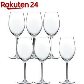 ワイングラス パローネ 食洗機対応 355ml RN-10236CS(6個セット)