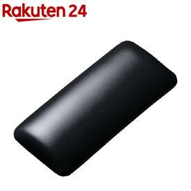 サンワサプライ マウス用リストレスト レザー調素材 ブラック TOK-GELPNSBK(1コ入)【サンワサプライ】