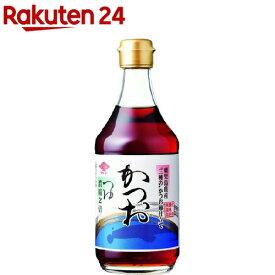 チョーコー醤油 かつおつゆ(400ml)