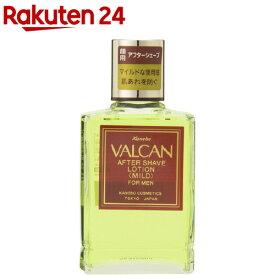 バルカン アフターシェーブローション マイルド(140mL)【VALCAN(バルカン)】