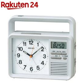 セイコー 防災目覚まし時計 KR885N(1台)【セイコー】