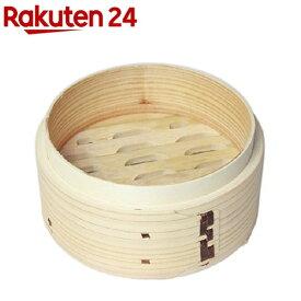 竹の精(Takenosei) 中華せいろ 直径15cm 本体 19003B(1コ入)