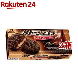 森永 ガトーショコラ(6コ入*2コセット)[チョコレート]
