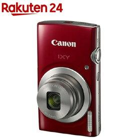 キヤノン デジタルカメラ IXY 200 (RE) レッド(1台)【IXY(イクシ)】