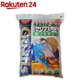 クオリス 小鳥のためのミックスシード 皮ツキタイプ(3.6kg)【クオリス】