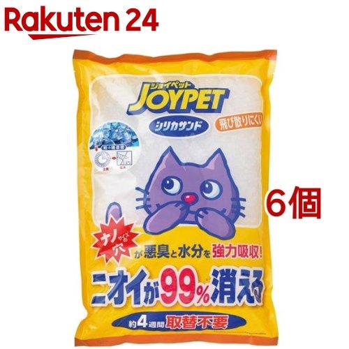 猫砂ジョイペットシリカサンドクラッシュ