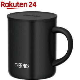 サーモス 真空断熱マグカップ 0.35L ブラック JDG-350C BK(1個)【サーモス(THERMOS)】