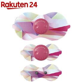 エレコム EMS エクリア リーン HCT-P01PN2(ピンク) 本体2個 ゲルパッド大1枚+小2枚付(1セット)【エレコム(ELECOM)】