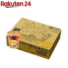 サッポロ一番 タテ型 ポケモンヌードルうどん(12個入)【サッポロ一番】