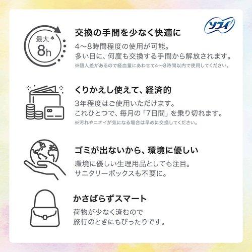 ソフィソフトカップ月経カップ