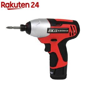 SK11 10.8V 充電インパクトドライバー SID-108V-15RLS(1台)【SK11】