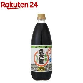 金笛 丸大豆しょうゆ(1L)[醤油]