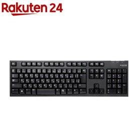エレコム フルキーボード ワイヤレス メンブレン TK-FDM063TBK ブラック(1個)【エレコム(ELECOM)】