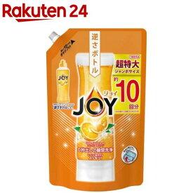 ジョイ コンパクト バレンシアオレンジの香り つめかえ用 ジャンボサイズ(1445ml)【tktk06】【ジョイ(Joy)】