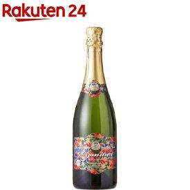 名護 パイナップルスパークリングワイン プレミアム(750ml)