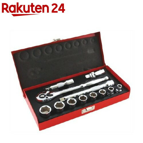 SK11 3/8ソケットレンチセット TS-312M 12PCS(1セット)【SK11】【送料無料】