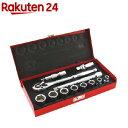 SK11 3/8ソケットレンチセット TS-312M 12PCS(1セット)【SK11】
