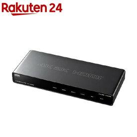 4K2K対応HDMI分配器 4分配 VGA-UHDSP4(1コ入)