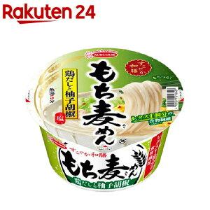エースコック すこやか和膳 もち麦めん 鶏だしと柚子胡椒(12個入)【エースコック】
