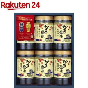 アサムラサキ かき醤油味付のりセット KN-30(1セット)【アサムラサキ】