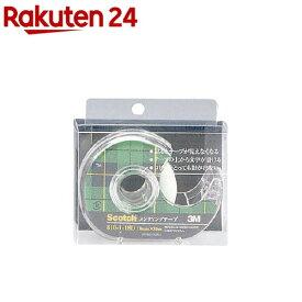 スコッチ メンディングテープ ディスペンサー付き 810-1-18D(1巻)