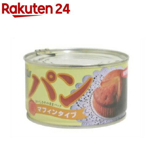 TOKUSUI パンの缶詰 マフィンタイプ(95g)【トクスイのパン缶】