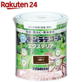 水性キシラデコール エクステリア ウォルナット(1.6L)
