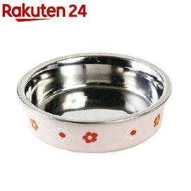 キャティーマン ステンレス食器ごはんにゃわん 猫用 ピンク(1コ入)【キャティーマン】