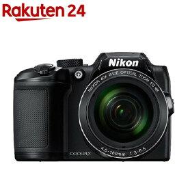 ニコンデジタルカメラ クールピクス B500 ブラック(1台)【クールピクス(COOLPIX)】