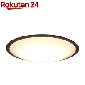 アイリスオーヤマ LEDシーリングライト ウッドフレーム 8畳調色 ウォールナット(1台)【アイリスオーヤマ】